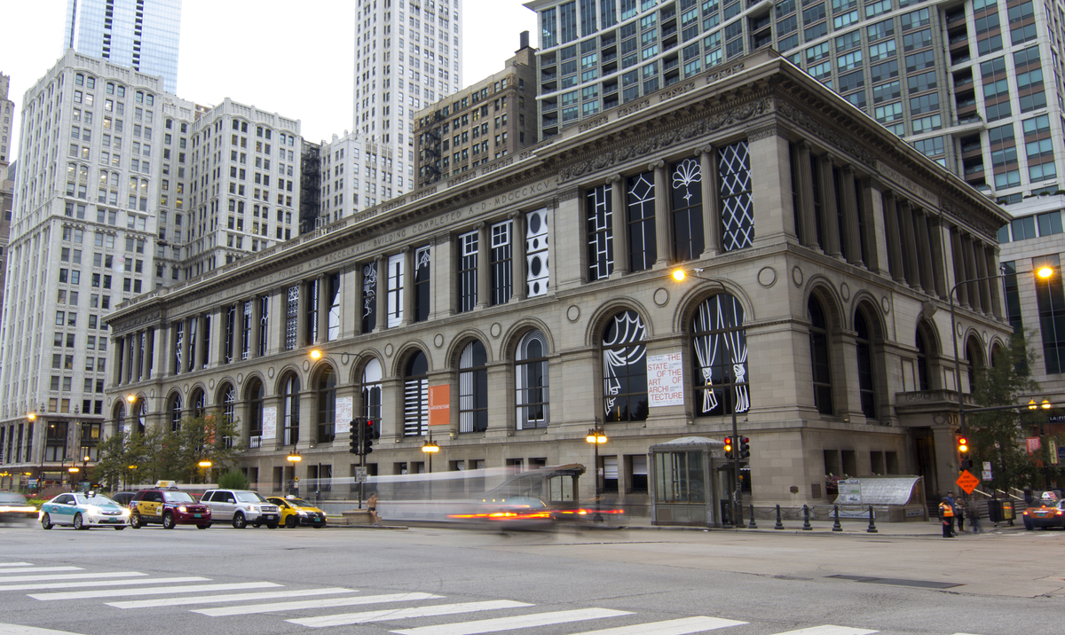 Chicago Cultural Center. Image: Courtesy of Chicago Architecture Biennial