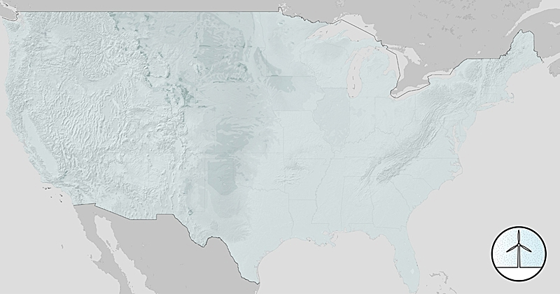 U.S. wind energy potential