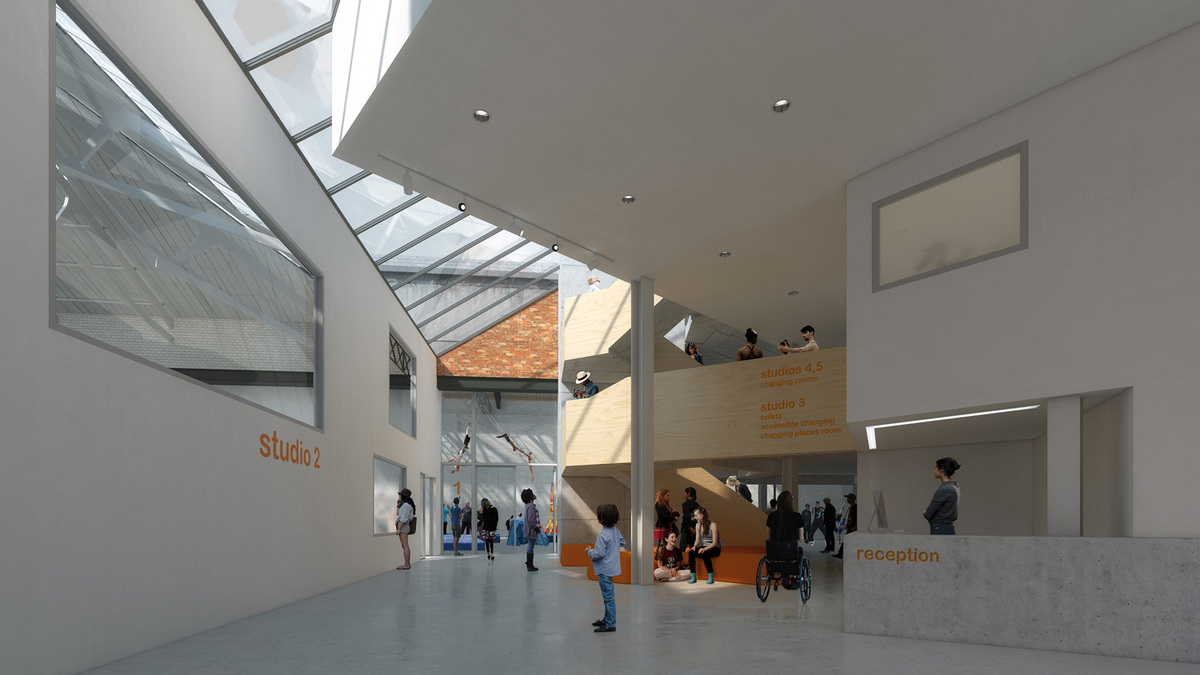 Glasgow's collective architecture finds success and freedom in ...