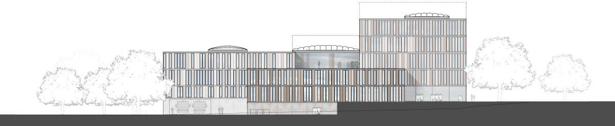 ZSW ELEVATIONS_S_E_200 (Image: Henning Larsen Architects)