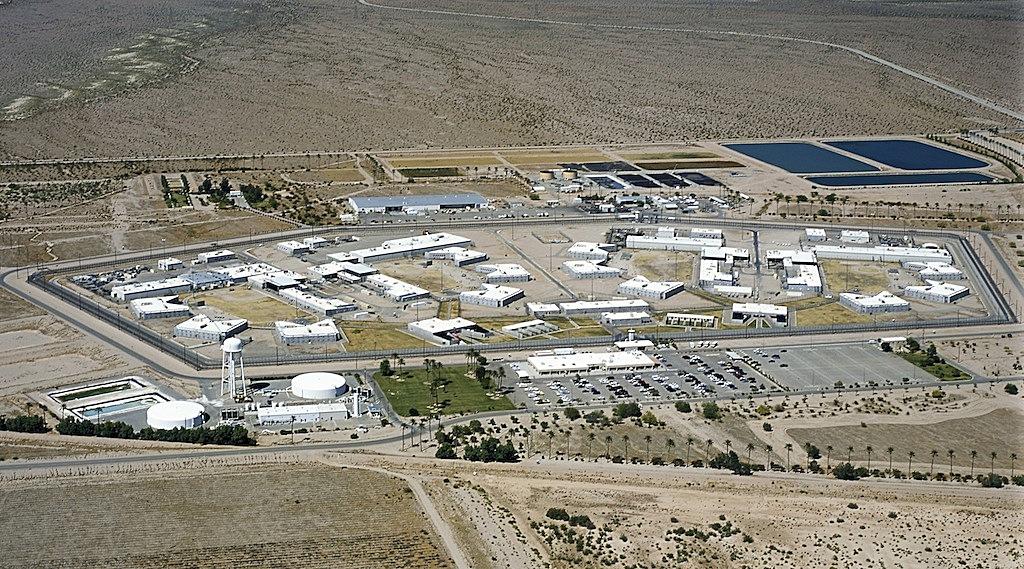 Chuckawalla State Prison (Blythe, CA)