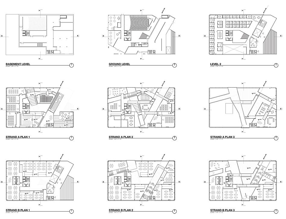 Floorplans.