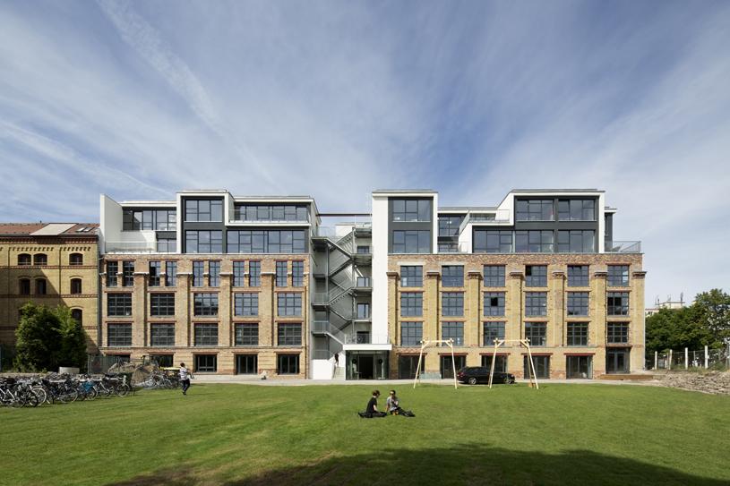 Factory Berlin. Credit: Werner Huthmacher