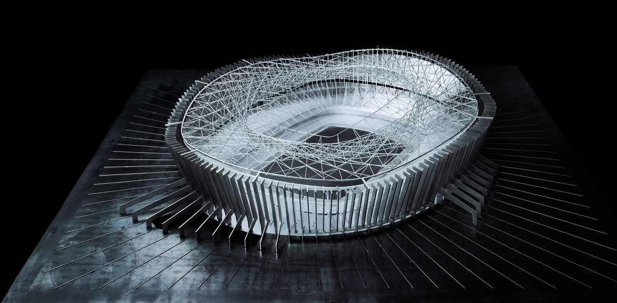 Barça Stadium _ Camp Nou FCB _ SVArquitectura _ Santiago Vives