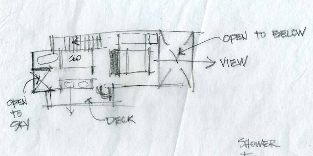 Upper Level Concept Sketch 1