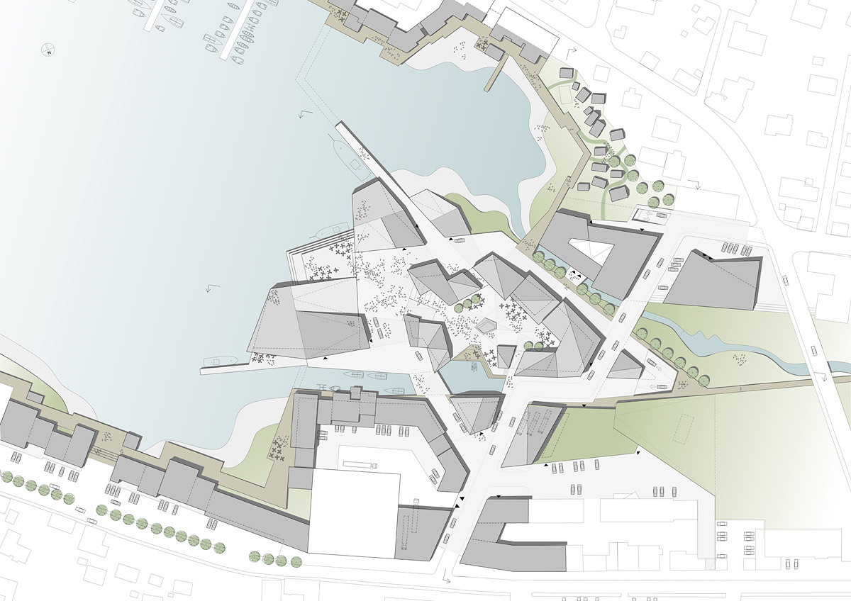 Site Plan (Image: Henning Larsen Architects)