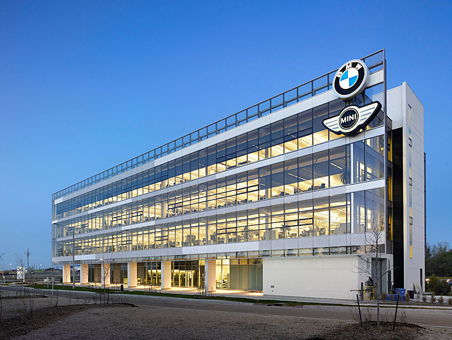 BMW Headquarters Sweeny Co Architects Inc Archinect