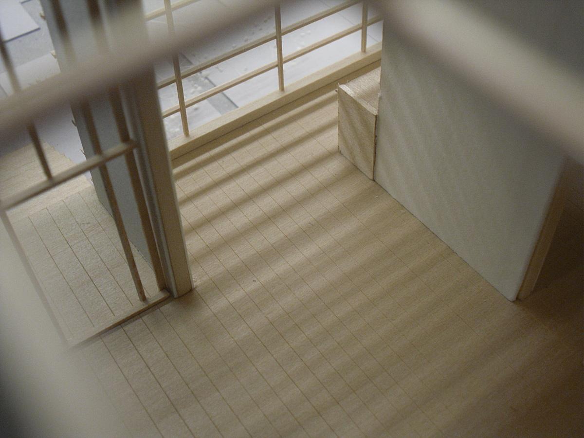 CUB3 - model - interior