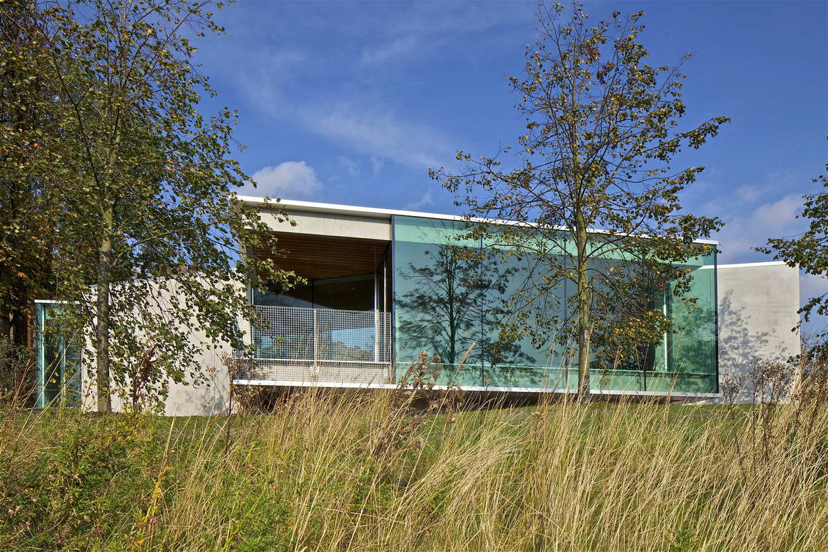 Maggie's Centre, Gartnavel, Glasgow by OMA (Photo: Philippe Ruault)