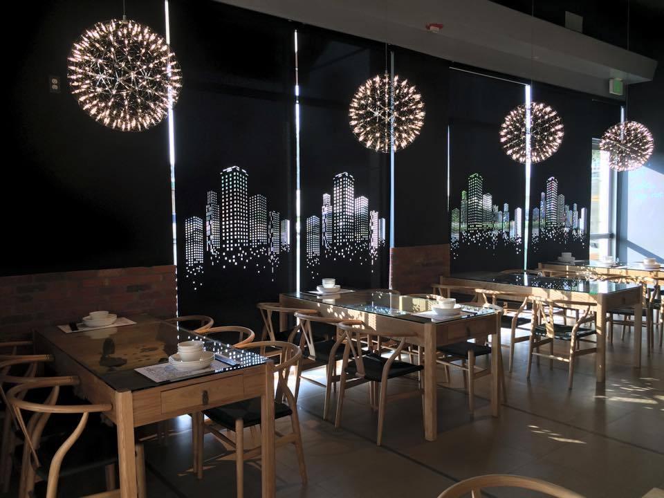 Hip hot restaurant interior design splendid d studio