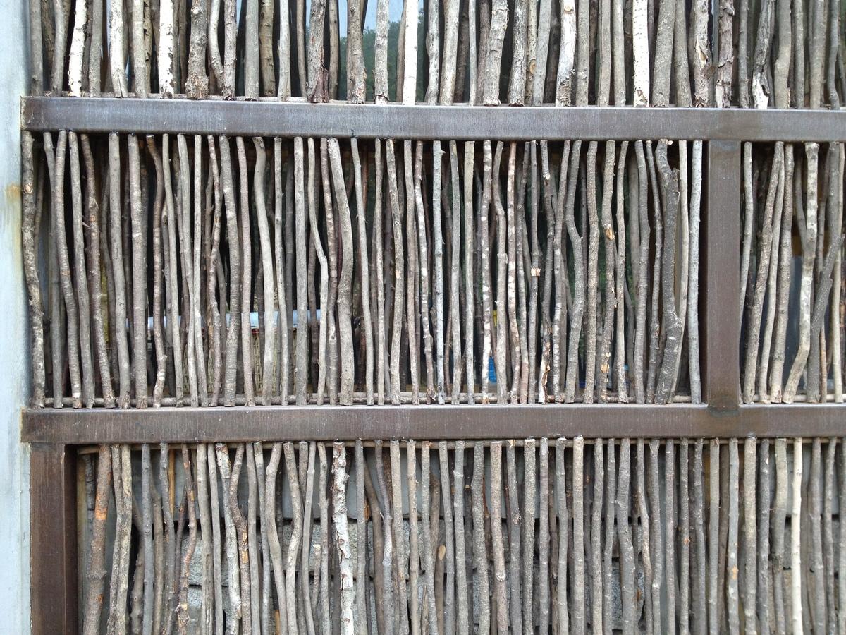 Exterior local material