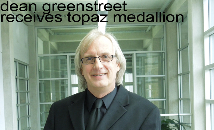 Dean Bob Greenstreet, UWM