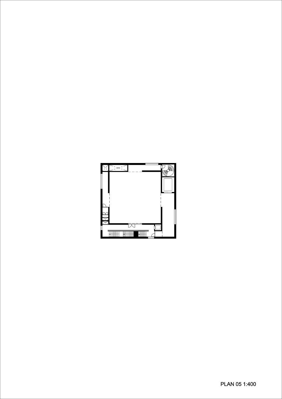 Floor plan 05 (Illustration: Henning Larsen Architects)