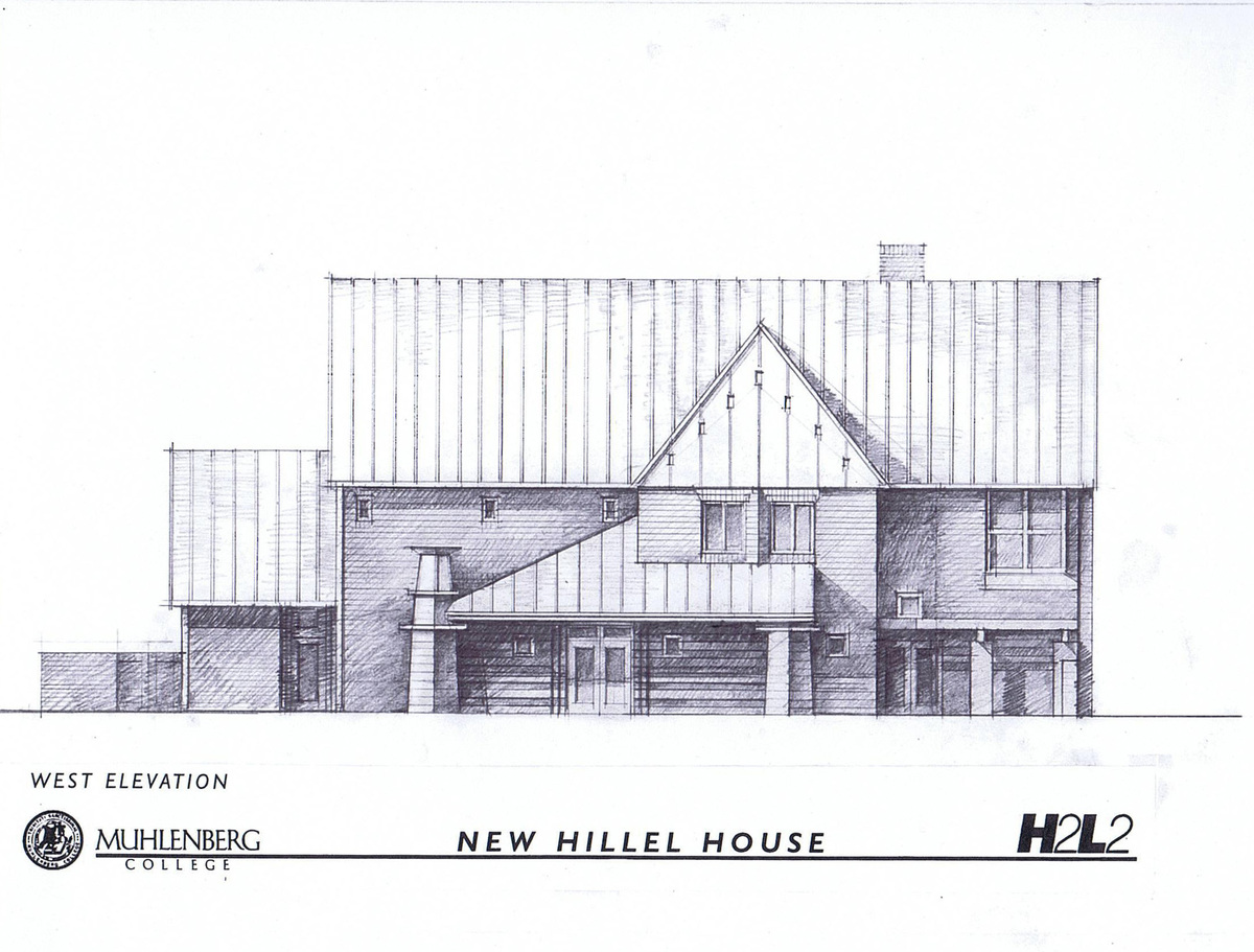 West Elevation