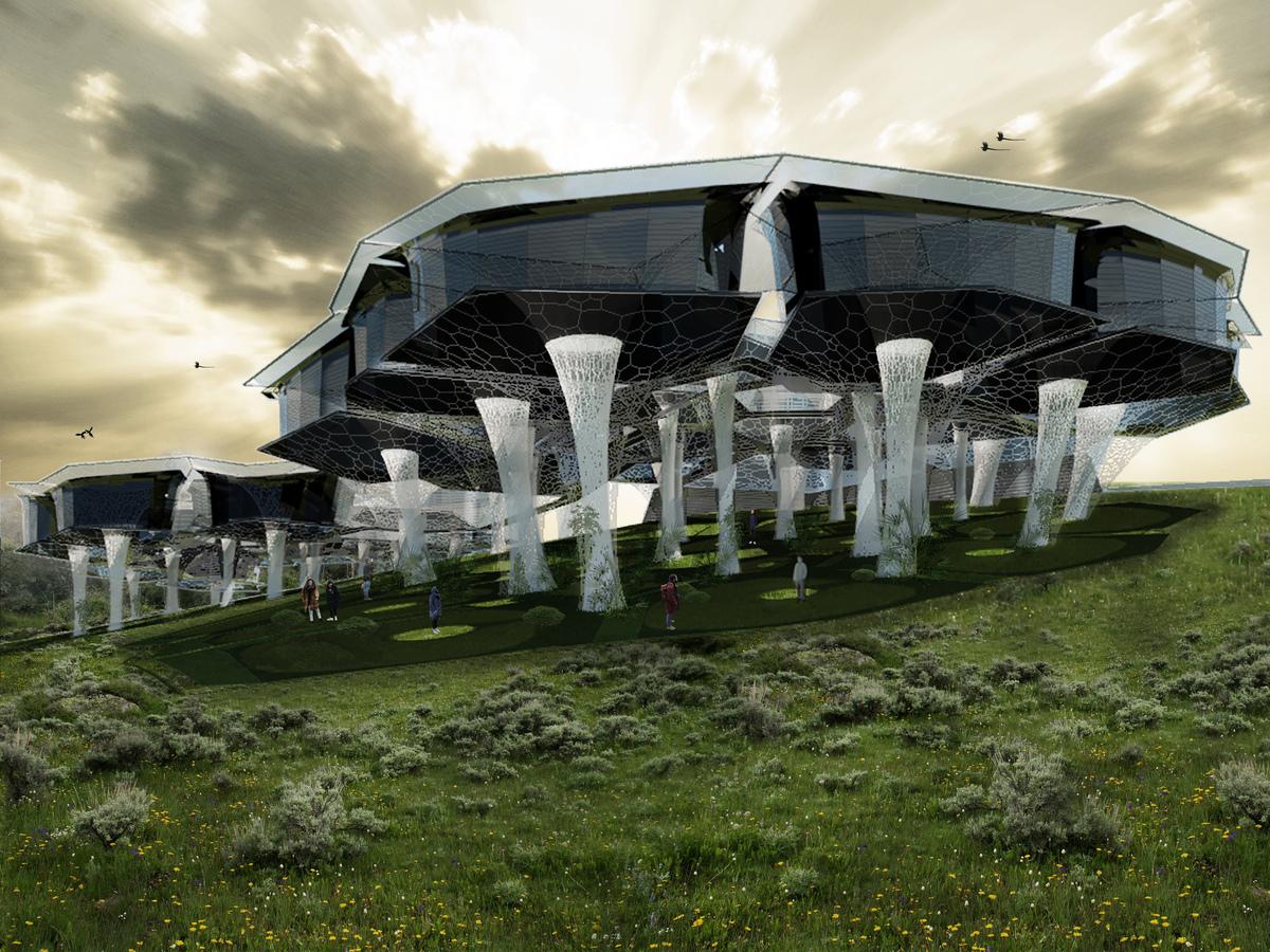 Symbiogenesis a mutualistic interaction of nature Architecture nature