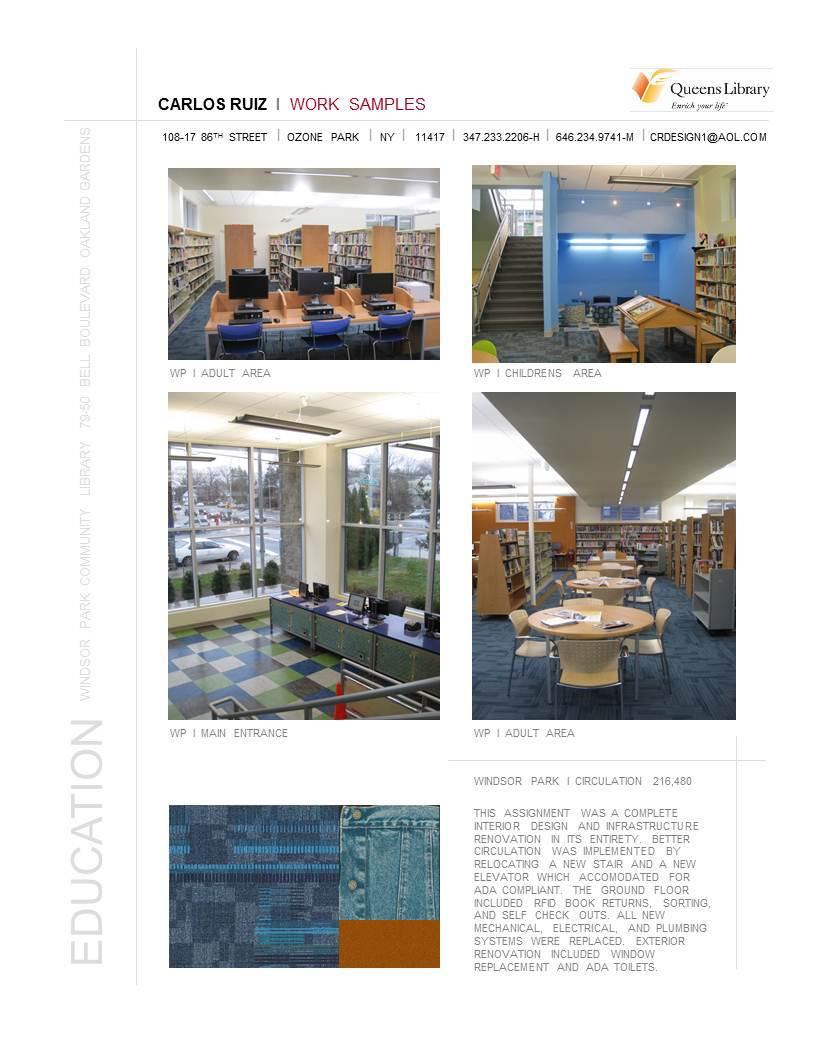 Broadway Community Library / LIC NY / Built pg4