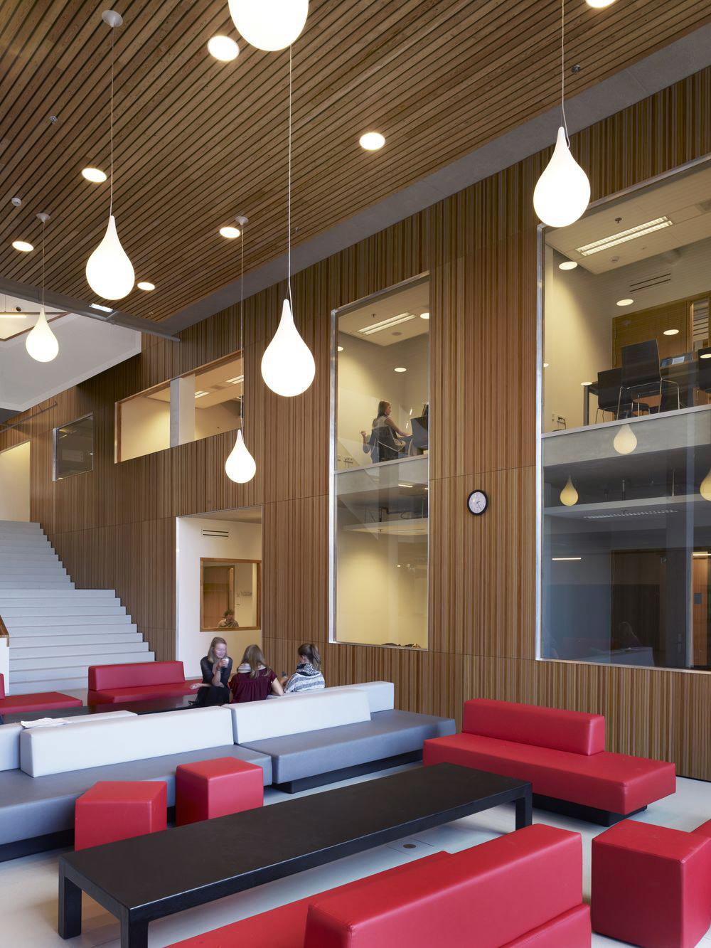 First floor (Image: Mecanoo architecten)