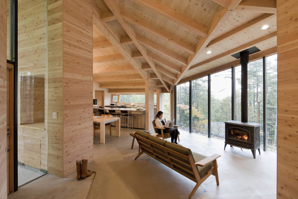 2012 AZ Award Winner - Architecture - Residential: InBetween House by Koji Tsutsui Architect & Associates