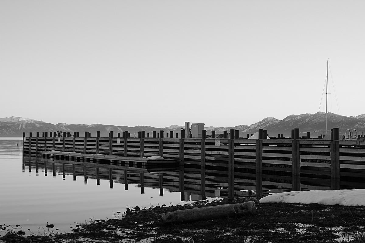 Vintage docks