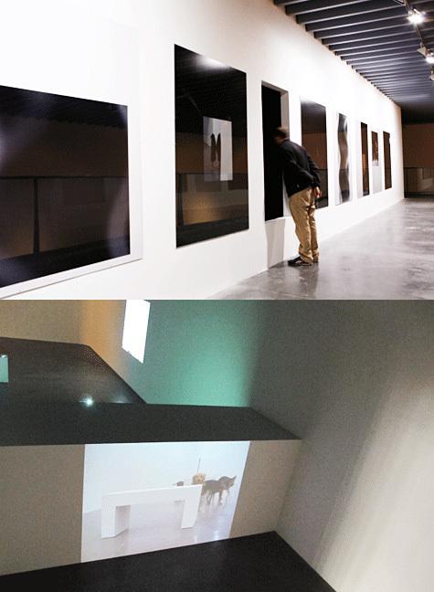 EXHIBITION DESIGN – ESPAI D'ART CONTEMPORANI – IN COLLABORATION WITH ALVARO PERDICES – SPAIN