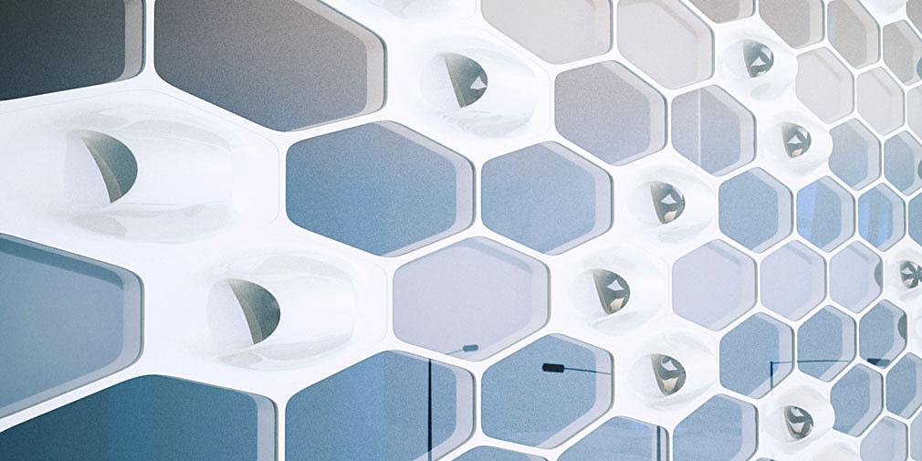 Ecco Eco LA | Facade Detail