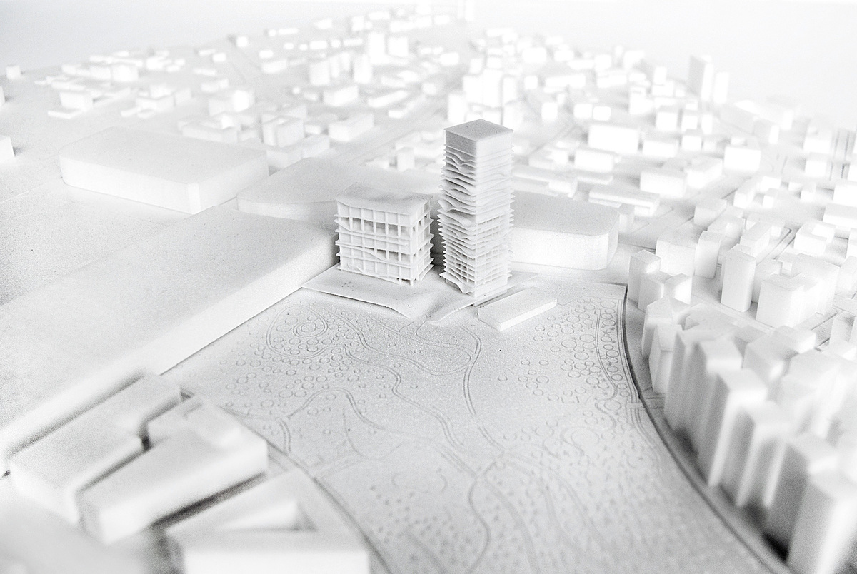 Physical model (Image: KAMJZ)