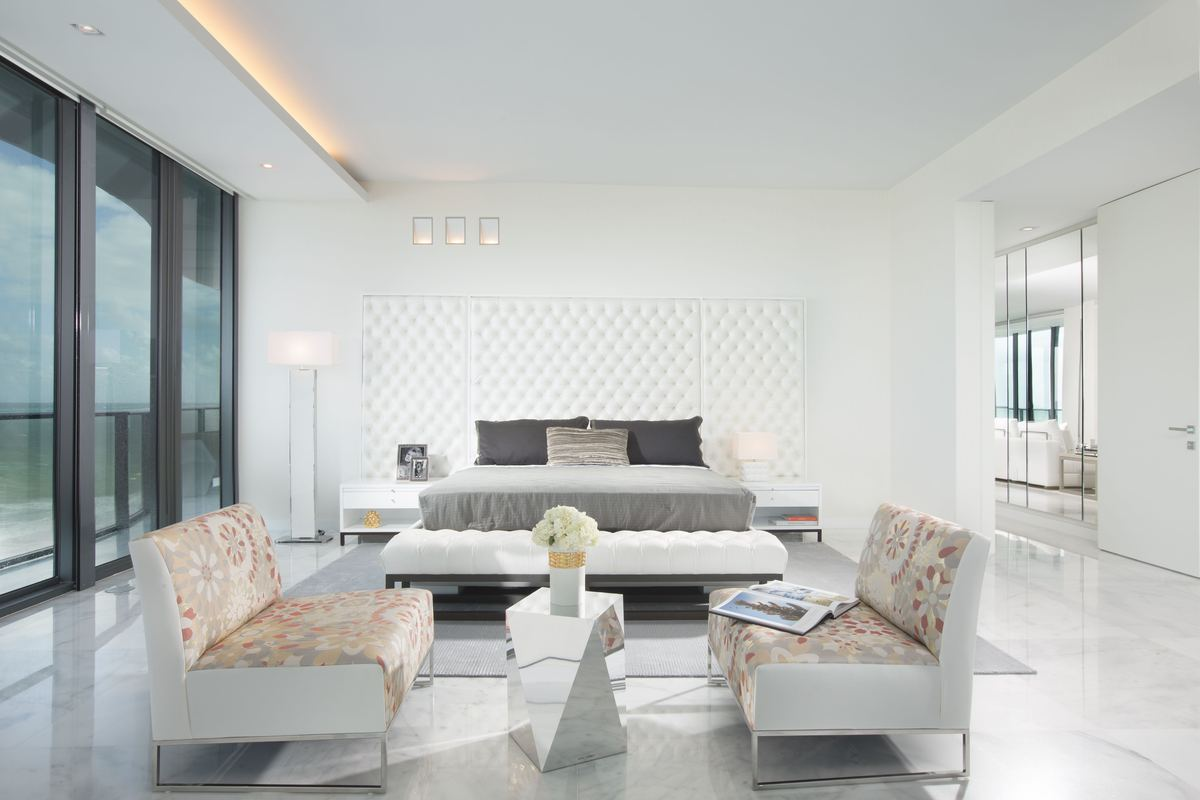 Miami Modern At Regalia Britto Charette Interior Design Archinect