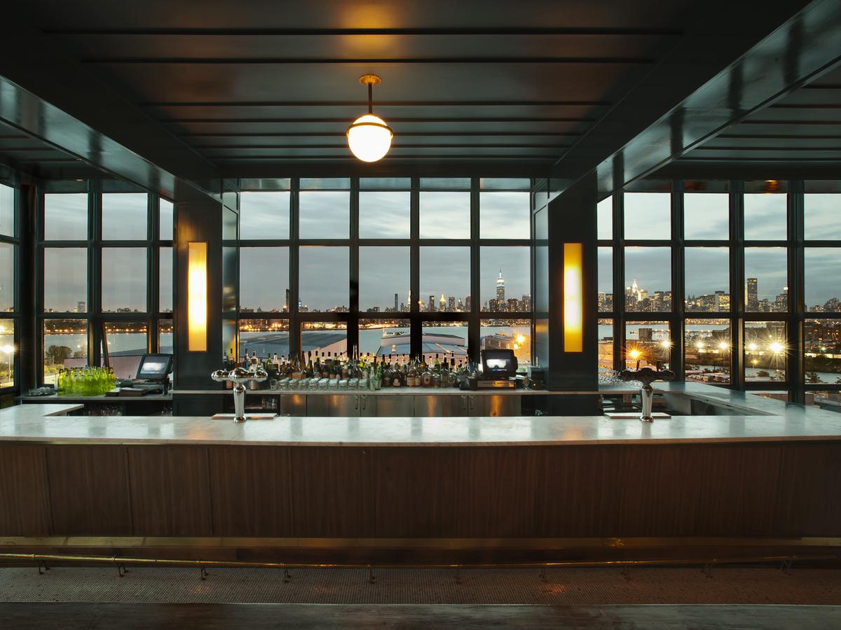 bares en techos de Nueva York