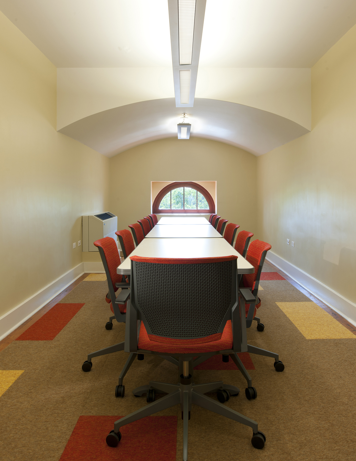 Conference Room at top level