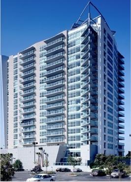 Residental tower