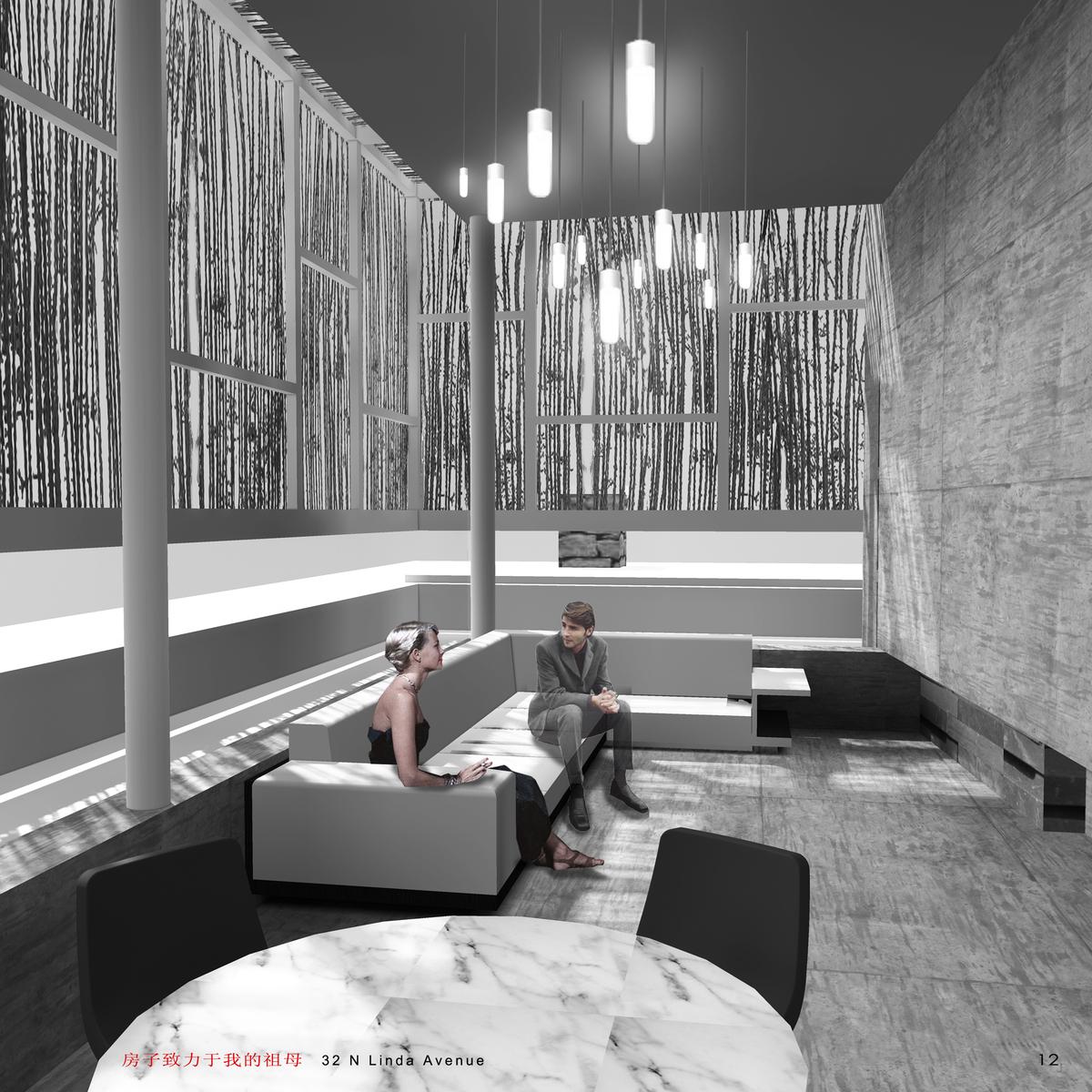 Living / Dining Interior