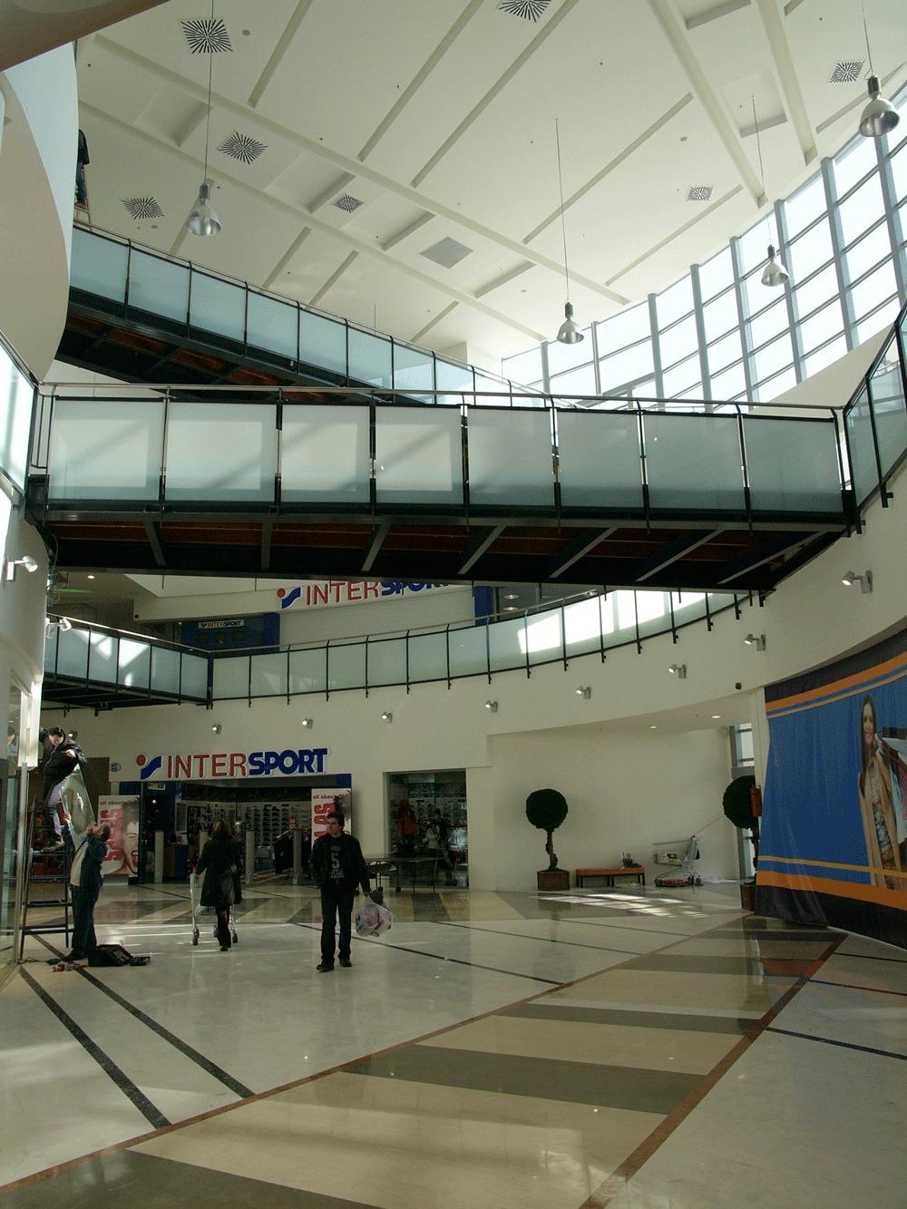 south entrance-interior