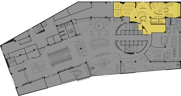 Tapas Armada Key Plan.