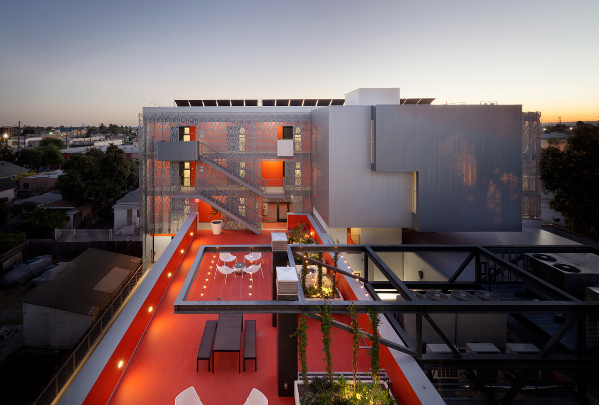 Winners of the 2013 los angeles architectural awards for Affordable interior designers los angeles