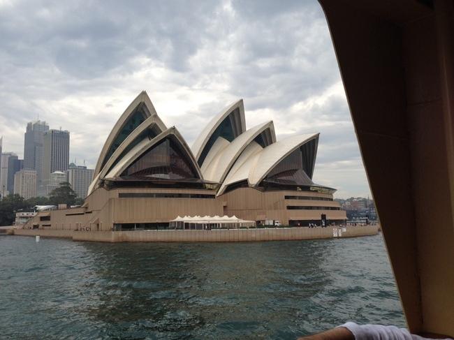 Sydney Opera House via 5468796 Architecture