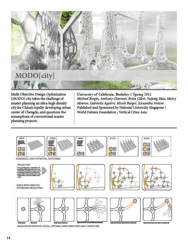 MODO[city] (for Vertical Cities Asia - Spring 2011) via Michael Bergin for Vertical