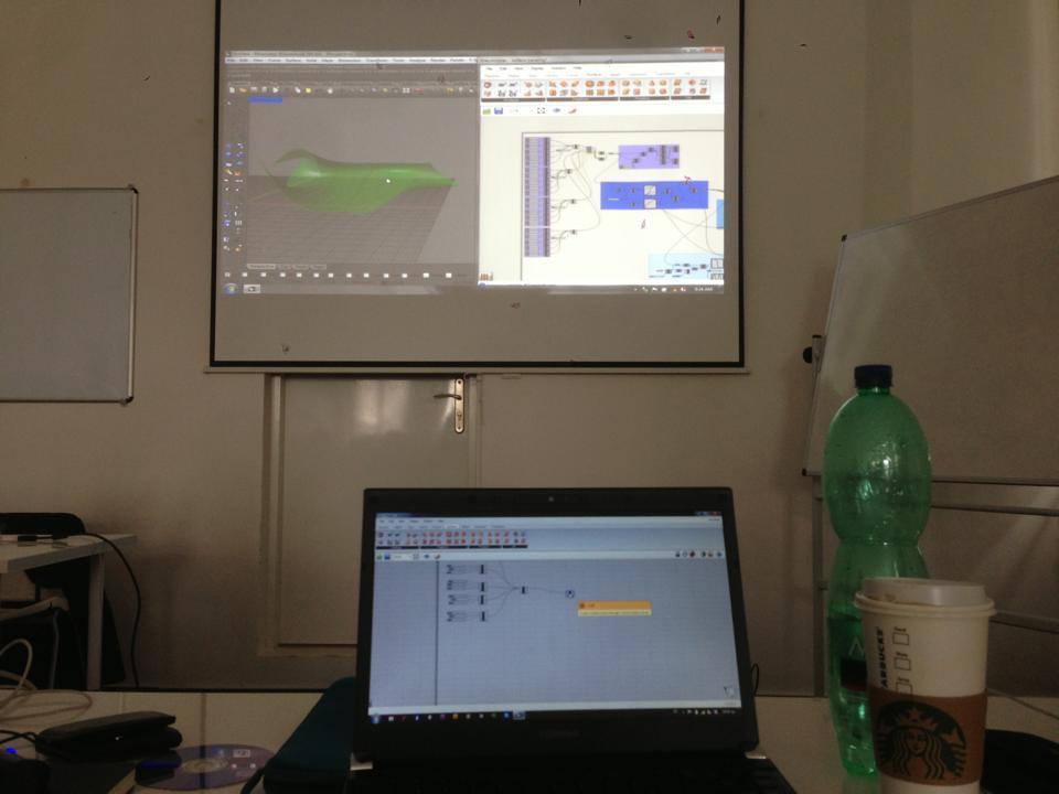 Grasshopper workshop