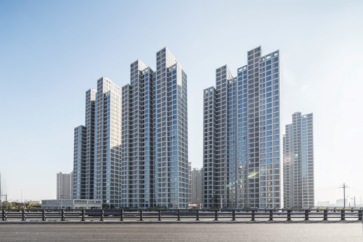 The River Heights project. Image courtesy the Peoples Architecture Office.