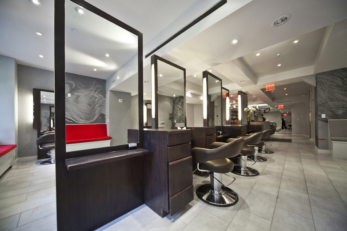 Ideas For Salon Stations | Joy Studio Design Gallery ...