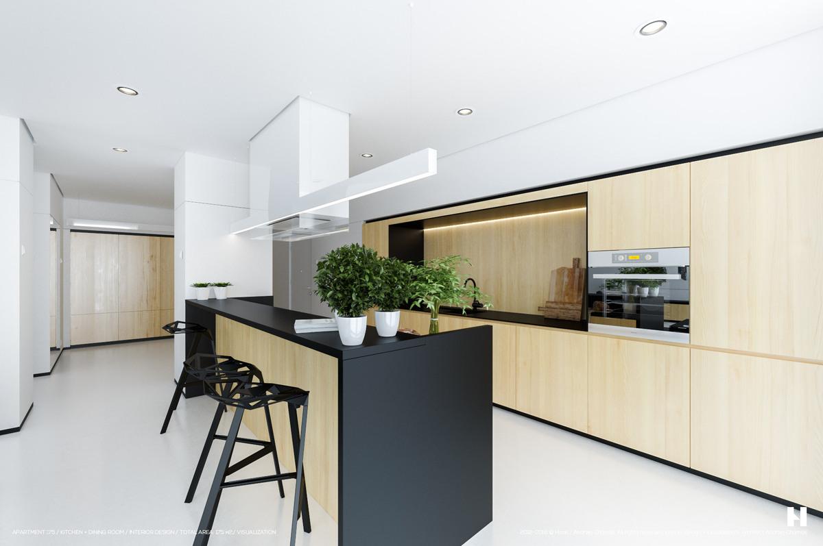 Apartment 175 Andrzej Chomski Archinect