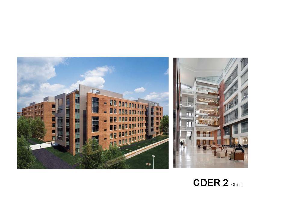 FDA CDER 2 Office Building