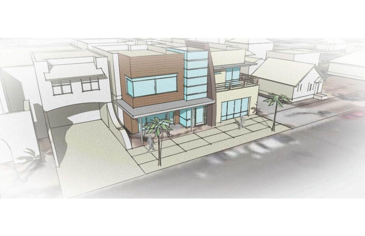 Office Building San Diego Ca Coronado Victor H Lopez