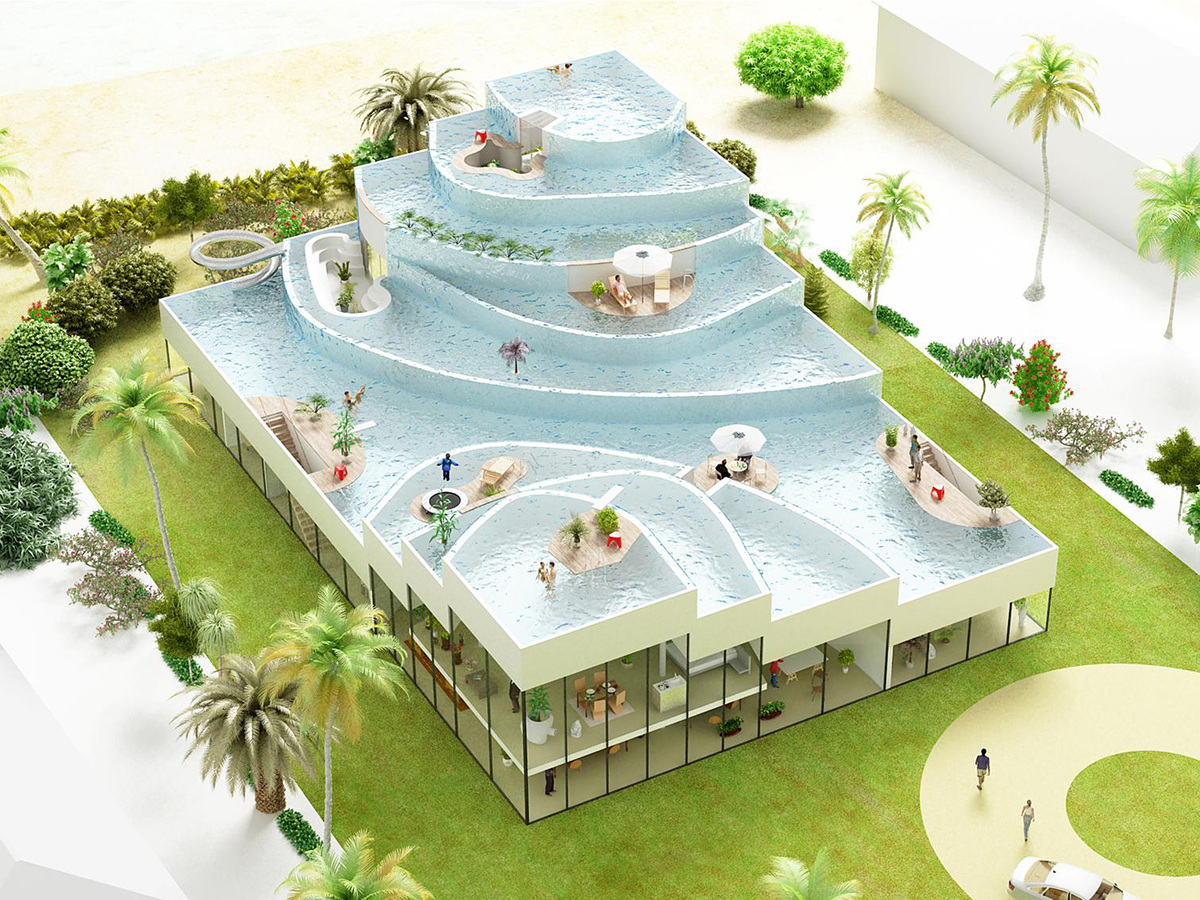 SAWA* House (Image: NL Architects)