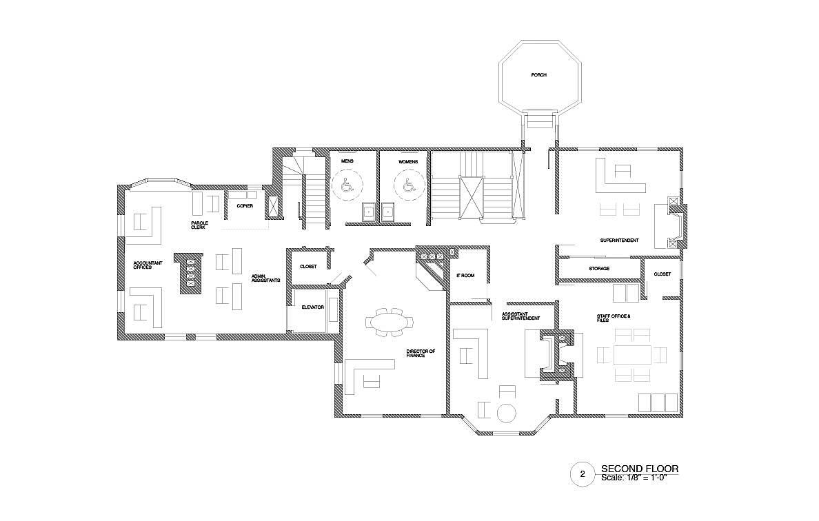Second Floor - New