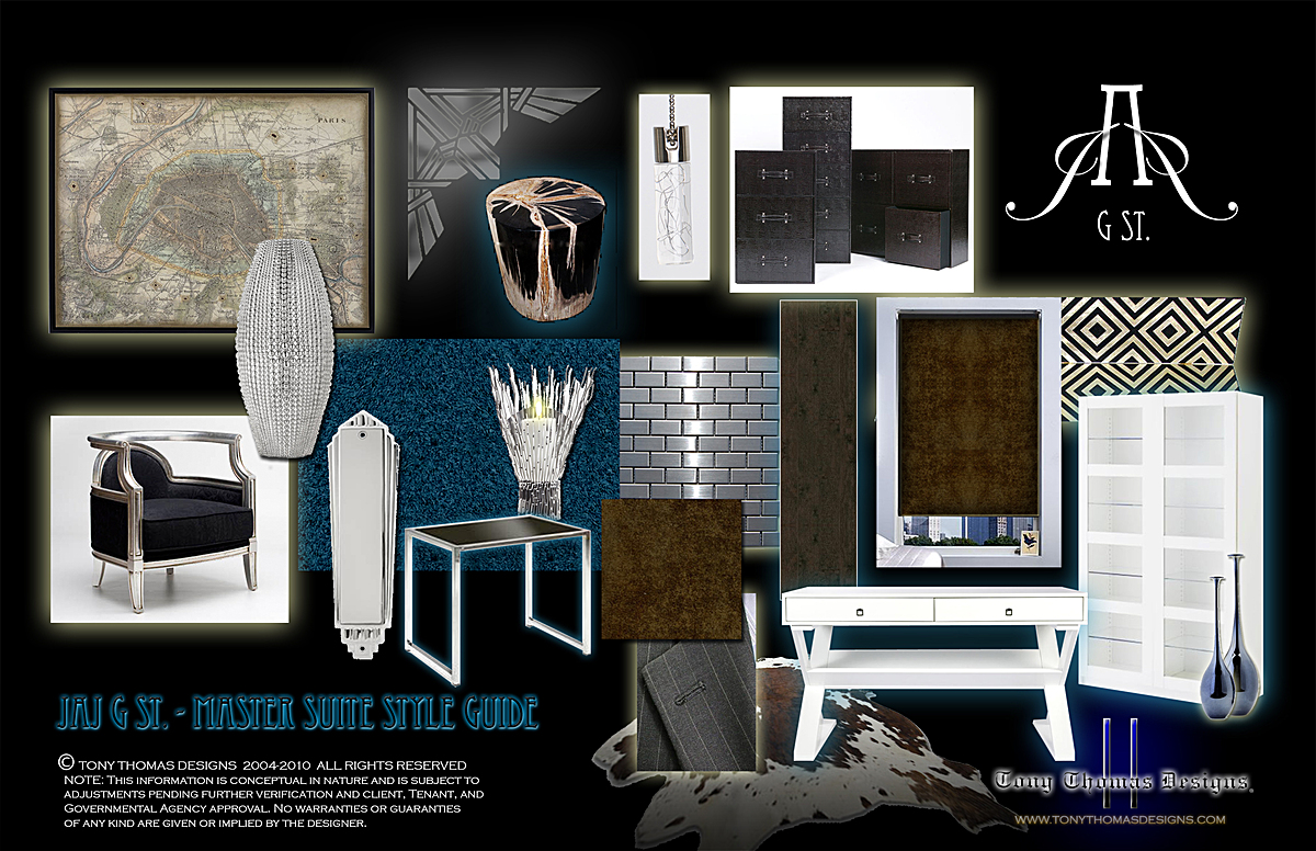 MASTER SUITE STYLE GUIDE