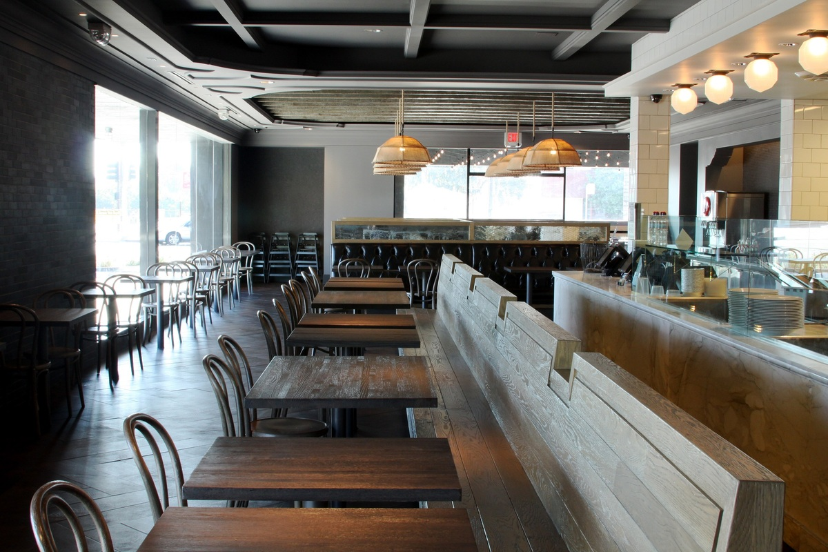 Restaurant Cole Garrison Archinect