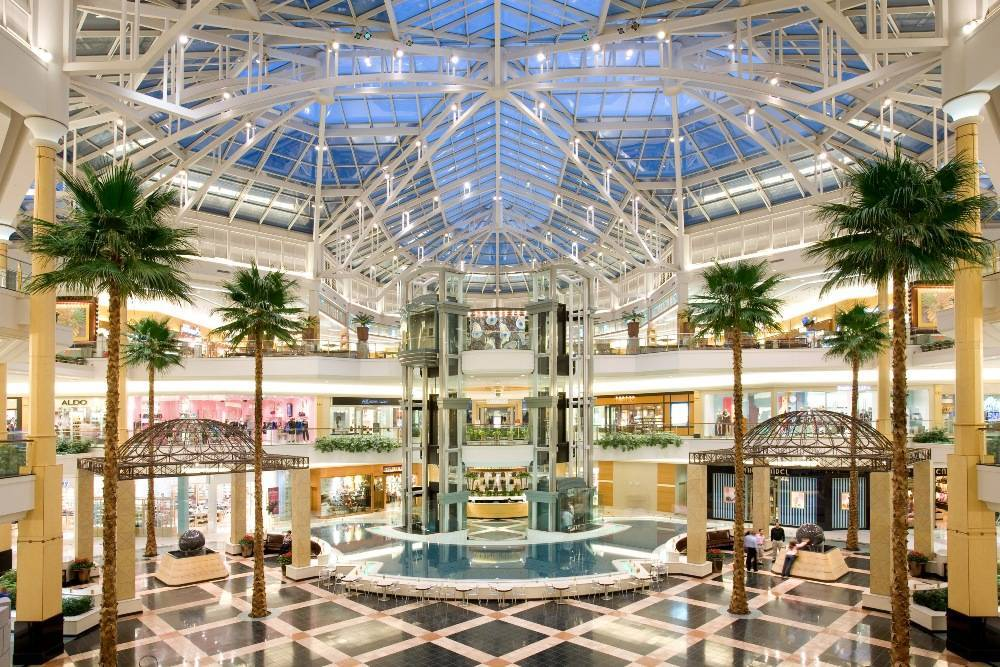 Somerset Collection is a premium upscale shopping mall located in the Metro Detroit suburb and commercial area of Troy, Michigan. Developed, managed and co-owned by The Forbes Company, the center is anchored by department stores Nordstrom, Macy's, Neiman Marcus, and Saks Fifth Avenue.