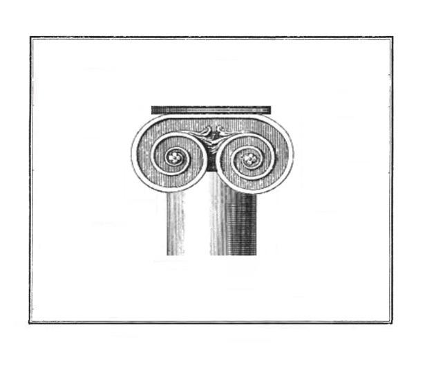 Robert Venturi Order (Addition to the Allen Memorial Art Museum)