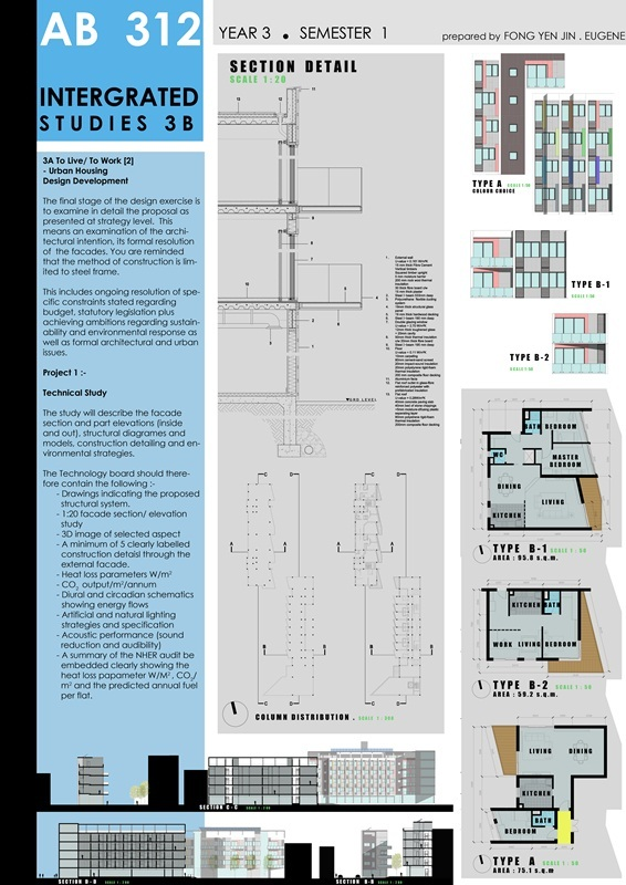Residential design - structural studies