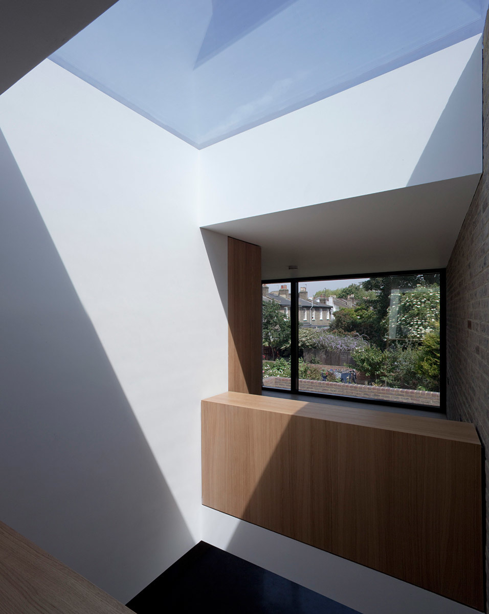 Winner of the Stephen Lawrence Prize 2012: Kings Grove, London SE15 (private house) by Duggan Morris Architects (Photo: Mark Hadden)